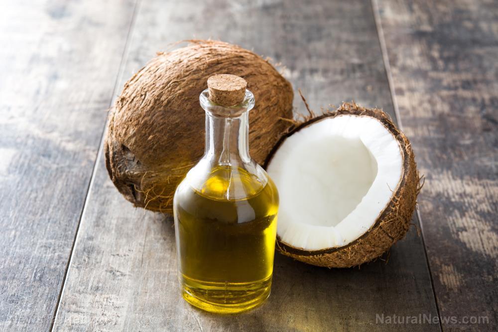 Caprylic acid, a nutrient found in coconut oil, kills persistent Candida biofilms