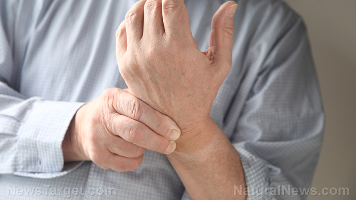 You can lessen the severity of rheumatoid arthritis with reflexology