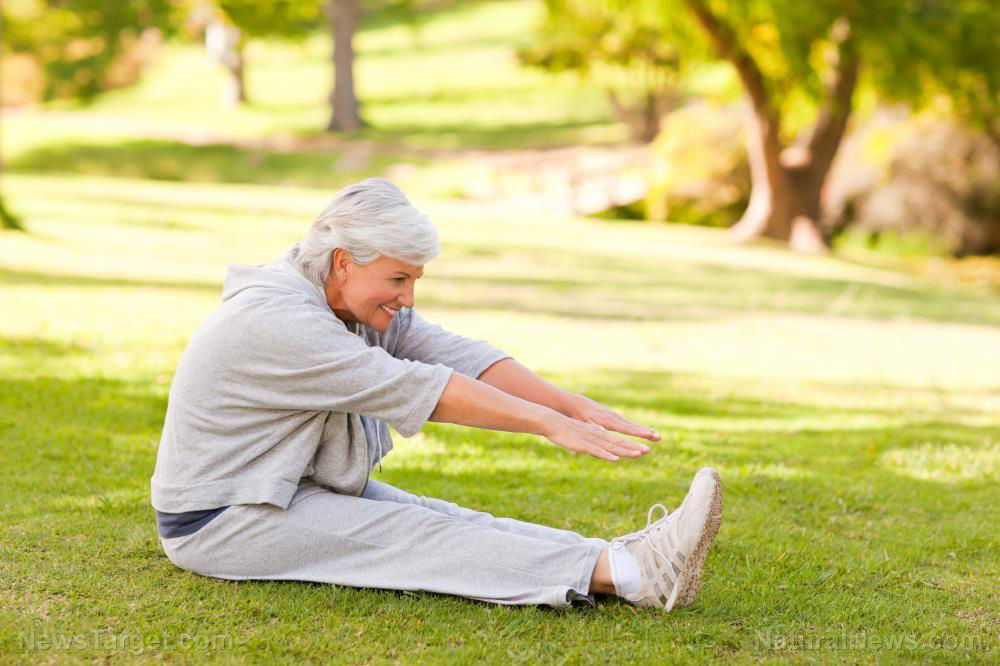 When it comes to exercise, age is just a number – SHOCKING study shows that even the elderly can benefit from working out
