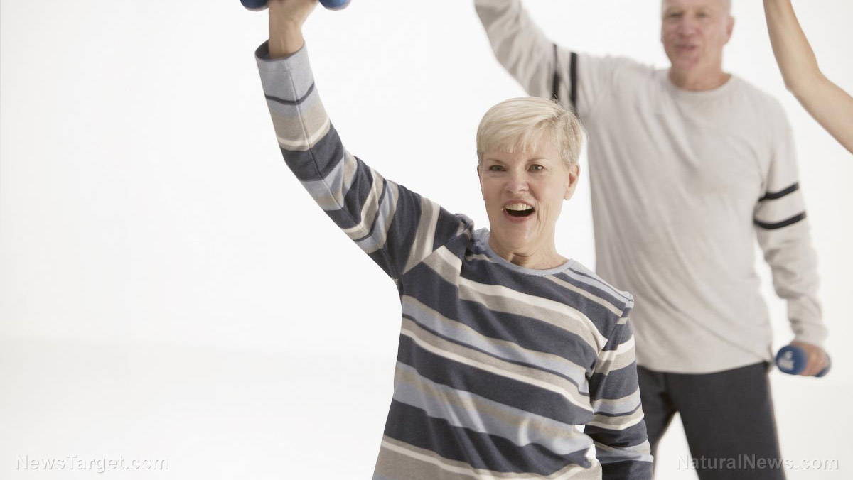 Not just muscle strength: Muscle power also a must to enjoy a longer life