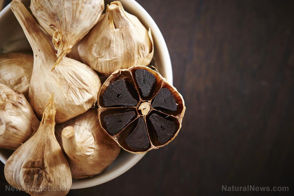 Can low temperature-aged garlic enhance exercise performance?